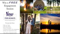 WIN A FREE ENGAGEMENT SESSION