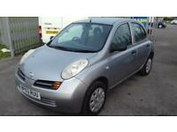 2003 Nissan Micra 1.0 E,74k (,JUST £995 NEW MOT )