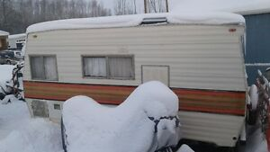19' travel trailer