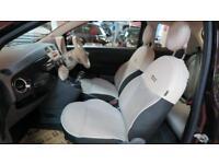 2014 FIAT 500 1.2 Lounge [Start Stop] Pan Roof Sport Seats