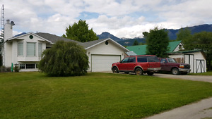 Family Home for Sale in Golden, BC