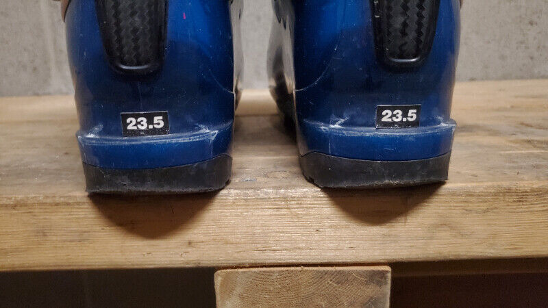K2 spyre 110 lv(low volume) ski boots 23.5