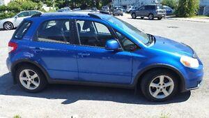 2007 Suzuki SX4 JLX Bicorps