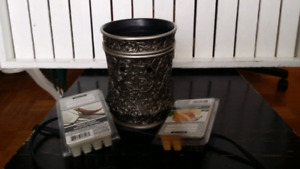SCENTSY Warmer, Aromatic Electric Wax Lamp