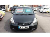 2003 HONDA JAZZ 1.4i DSi SE CVT 7 Automatic From GBP2,495 + Retail Package