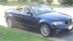 Beautiful BMW 128i convertible