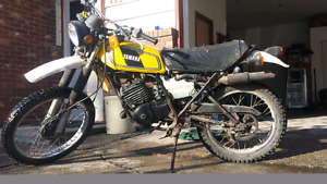 Looking for Yamaha DT125 Enduro