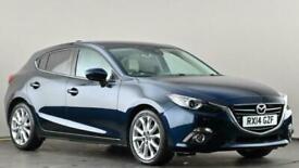 image for 2014 Mazda Mazda3 2.0 165 Sport Nav 5dr Hatchback petrol Manual