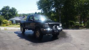 2003 Ford Ranger Pickup Truck