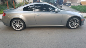 $5000 2006 G35 coupe 6 Speed manual (REV UP EDITION)