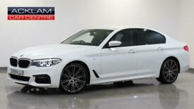 image for 2019 BMW 5 Series 2019 69 BMW 530D 3.0 M Sport xDrive Diesel white Automatic