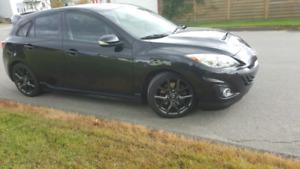 Mazdaspeed3 un seul proprio