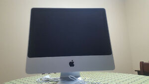 Apple iMac 2.4 GHz Intel Core 2 Duo Kitchener / Waterloo Kitchener Area image 1
