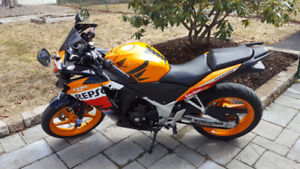 CBR250R ABS or reliable trades (see ad)