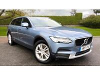 2017 Volvo V90 D4 Cross Country AWD Auto W. D Automatic Diesel Estate