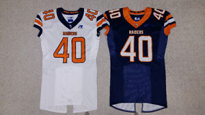 "Team Football Home and Away #'d Jersey's. ""WILL BREAK-UP SETS"""