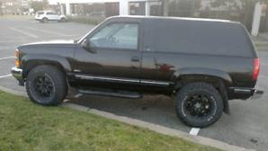 Rare 1995 Chevrolet Tahoe factory 6.5 diesel