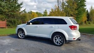 2014 Dodge Journey RT AWD 7 seater w/nav