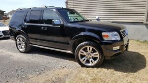2010 Ford Explorer limited VUS