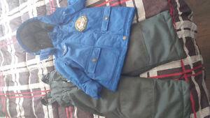 Size 2T snowsuit