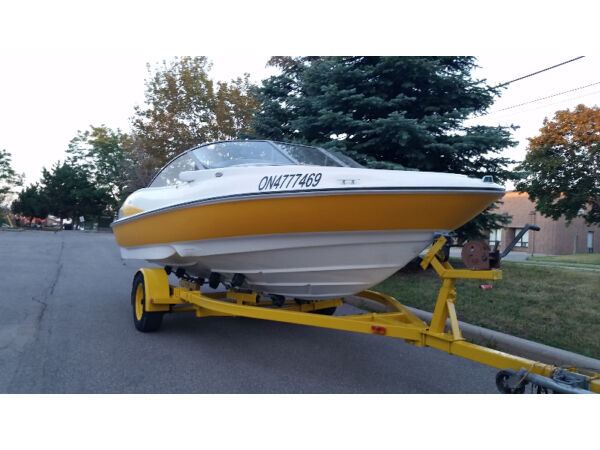 Used 2005 Regal Marine 1800 LSR
