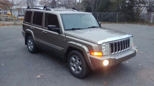 2006 Jeep Commander LIMITED 5.7 HEMI ENGINE (PERFECT CONDITION)