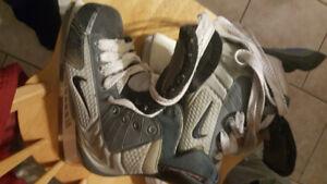 Boy's Used Nike Hockey Skates Size 7...$30.00 OBO