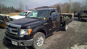 2013 Ford F-150 EcoBoost AND 1988 6.2 GMC Diesel