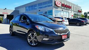 2014 Kia Forte EX 6MT | NO ACCIDENTS
