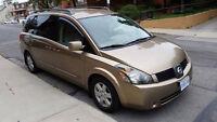 2005 Nissan Quest Good Condition Minivan, Van