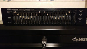 Yamaha GE3 Natural Sound Stereo Graphic Equalizer
