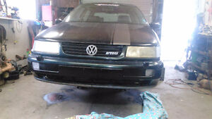 1995 Volkswagen Passat GLX Sedan
