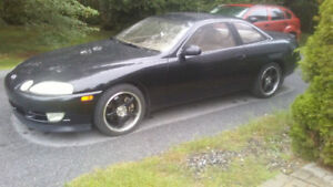 lexus sc400 144000 full service records from new ,6200 or trade
