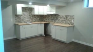 One bedroom basement apartment for rent in Stoney Creek