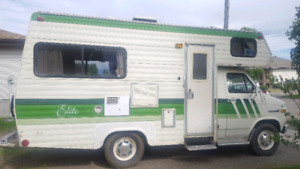 1985 GMC Elite RV