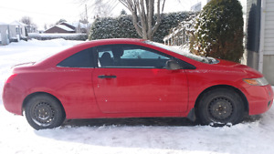 Honda civic dx 2007