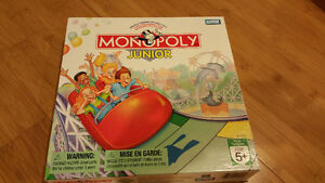 Monopoly junior Kingston Kingston Area image 1