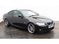 2012 BMW 3 Series 2012 12 BMW 3 Series 3.0D 325D Sport Plus Edition Diesel black