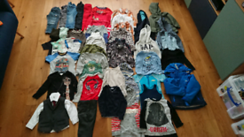 Bundle of boys clothes 2-3 years old