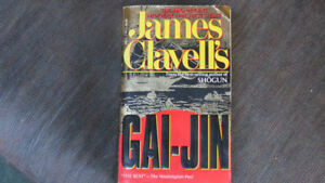 James Clavell's Gai-Jin book