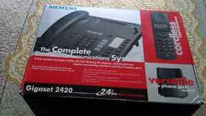 The complete cordless communication system Cambridge Kitchener Area image 1