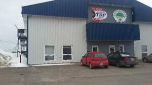 Bureaux commerciaux à louer - Parc Industriel Jonquière