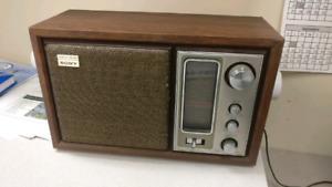 Radio antique 1972 AM/FM