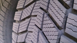 4-USED 235/55/19 CONTINENTAL WINTER CONTACT 8,9/32 $600.00 OBO