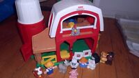 jouet lego , jouet fisher price, little tike   enfant
