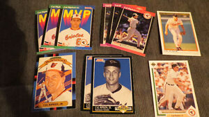Cal Ripkin Jr. MLB cards(11)