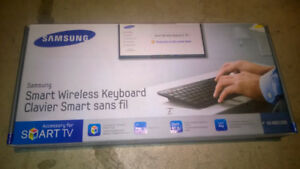 Samsung VG-KBD1500 Wireless Bluetooth Keyboard-Touchpad