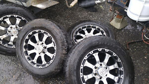 Tires an rims for sale