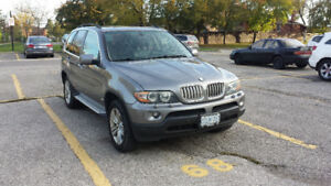 2005 BMW X5 SUV, Crossover