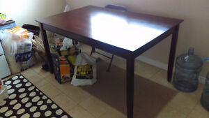 Great Dining table for $150 obo, MOVING SALE!!